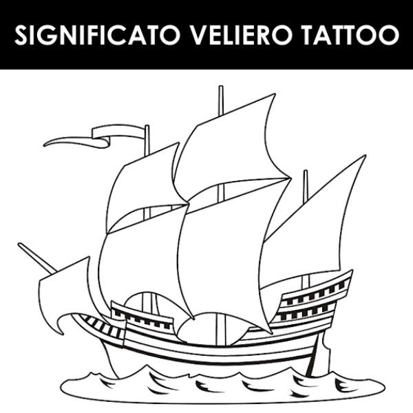 Significato tatuaggio veliero