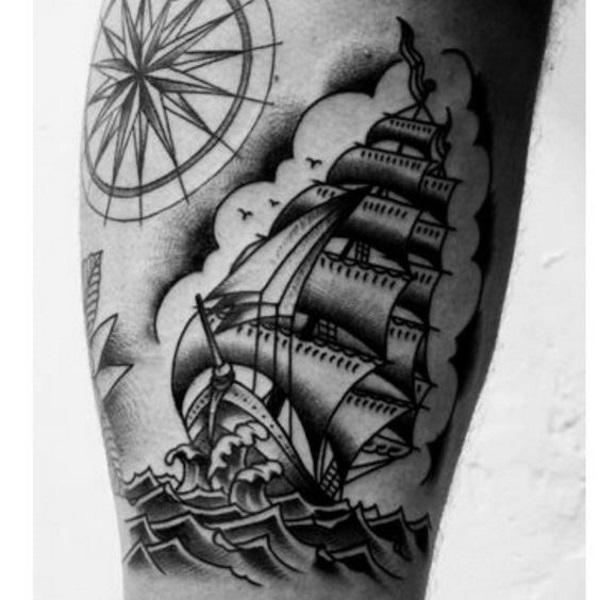 significato tatuaggio veliero (4)