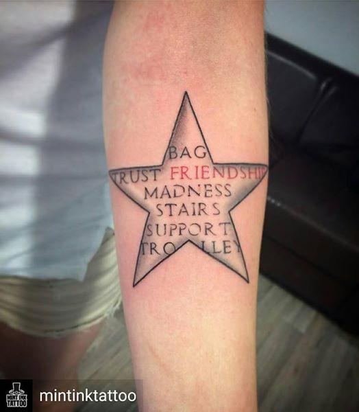 Tatuaggio stella significato