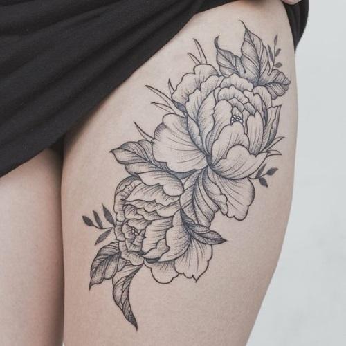 Significato Fiori Tatuaggio Immagini Disegni Tatuaggi Fiori