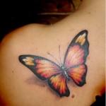 tatuaggi-farfalle