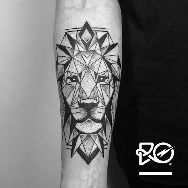 Souvent Tatuaggio Leone Significato: nelle varie culture - Immagini  BG83