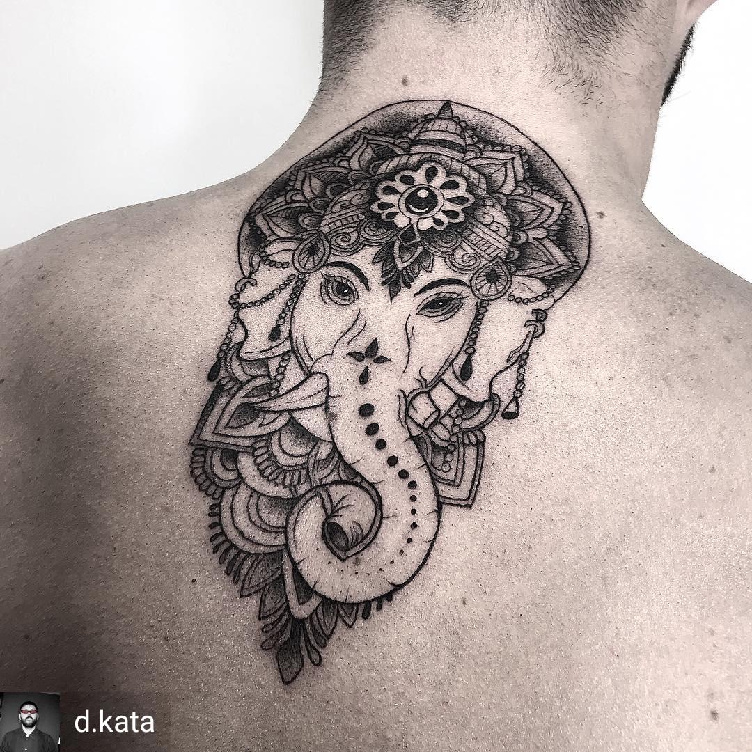 Tatuaggio Elefante Significato Nel Mondo E Nelle Religioni