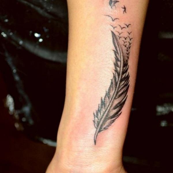 Tatuaggio piuma significato pavone fenice rondini gufo aquila tatuaggio piuma significato 4 altavistaventures Gallery