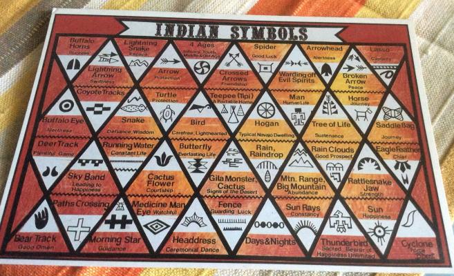 simboli sciamanici significato