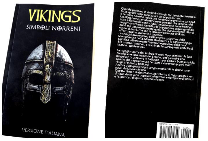 vikings simboli norreni libro