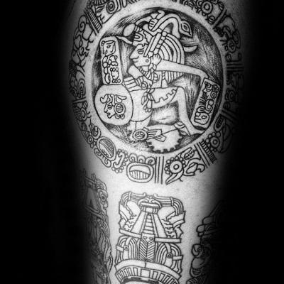 Amato Simboli Maya e Significati Tatuaggi Immagini Storia - Guida Completa LW79