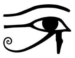 tatuaggi egizi occhio