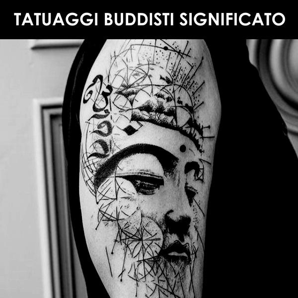 tatuaggi buddisti