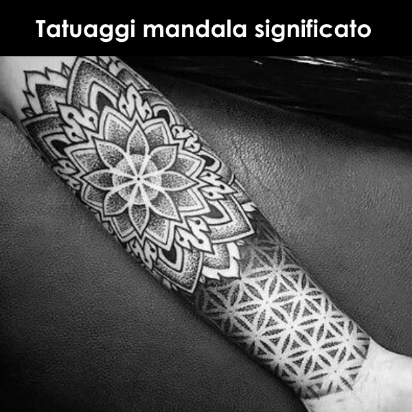 tatuaggi mandala significato