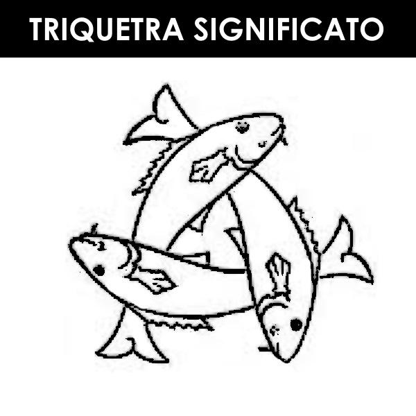 tre pesci triquetra