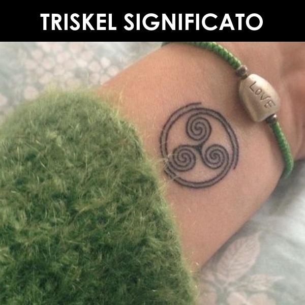 tatuaggi triskell