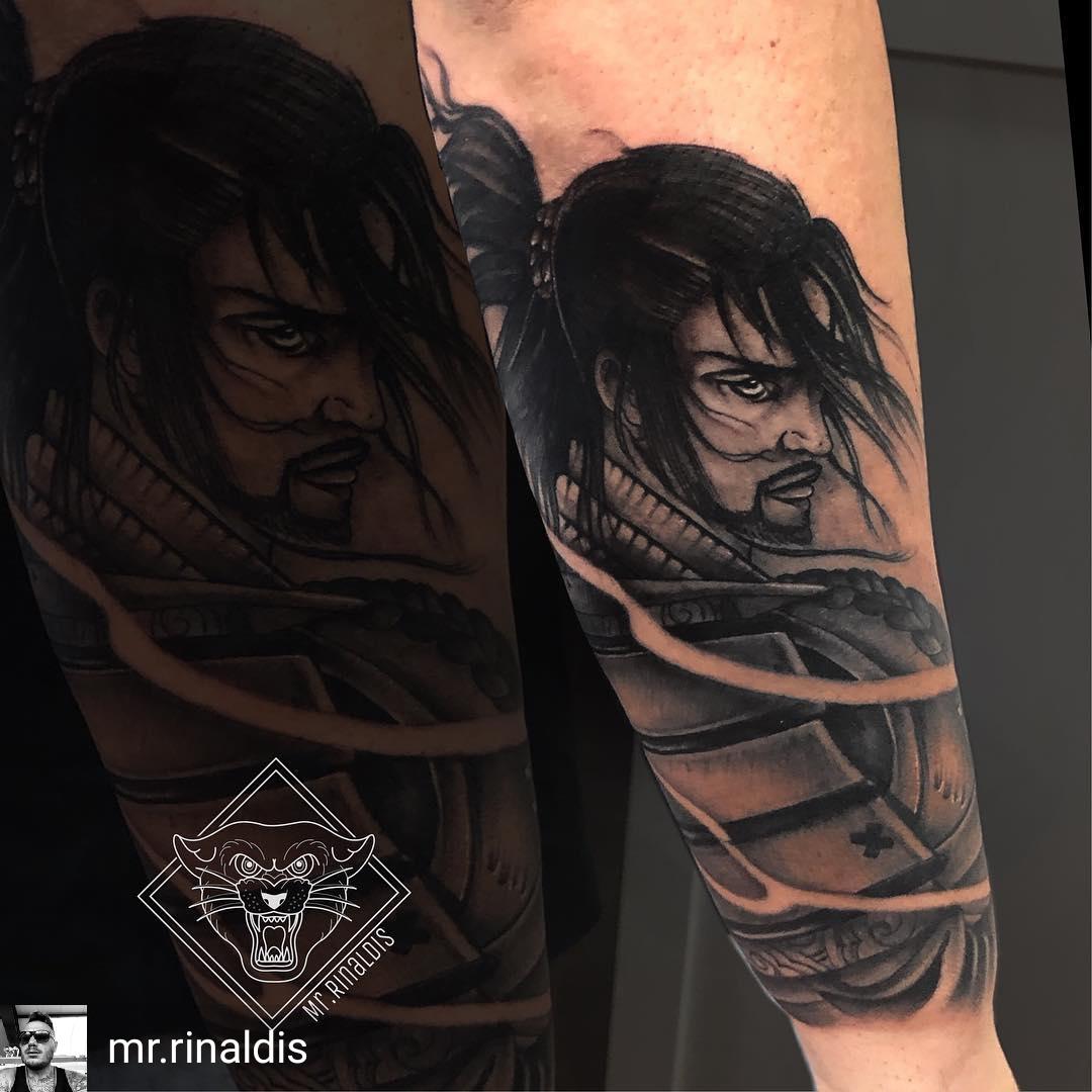 bushido tatuaggio