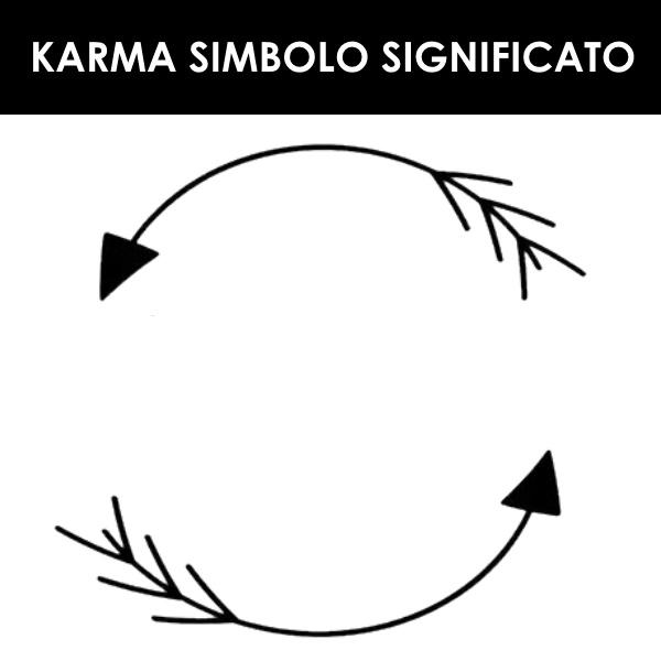 karma simbolo