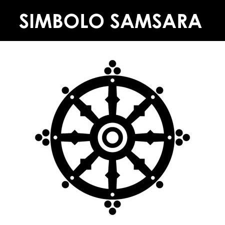 Samsara Simbolo