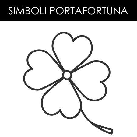 simboli portafortuna