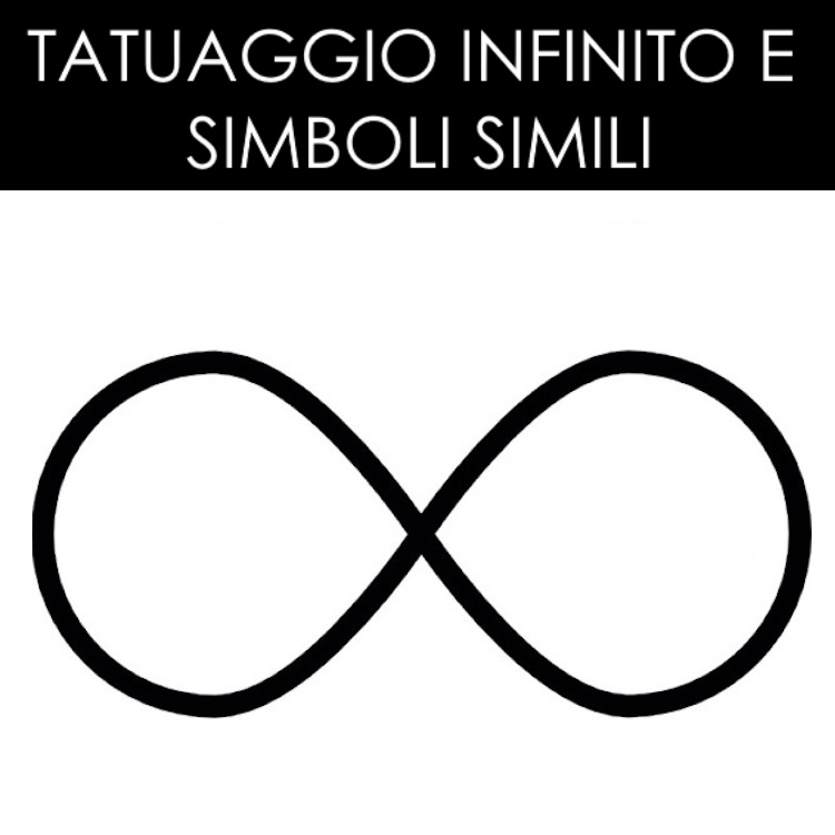 Tattoo Infinito