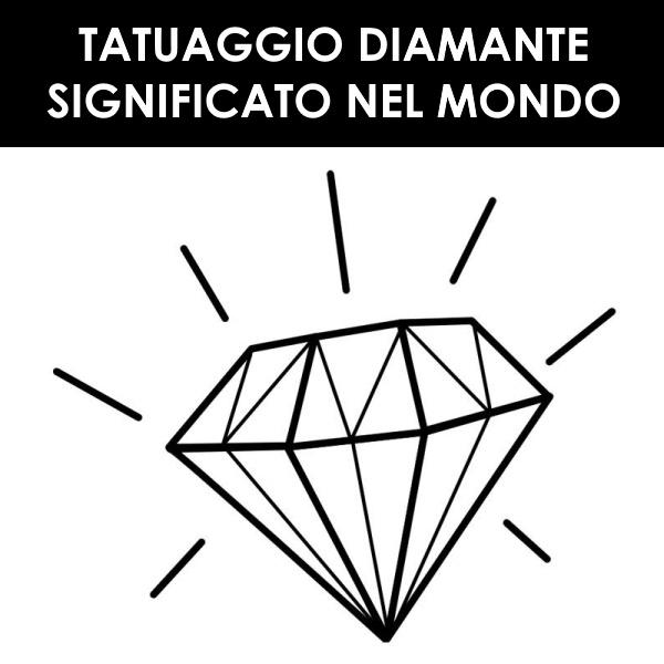 TATUAGGIO DIAMANTE