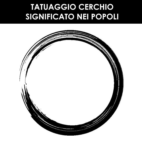 Tatuaggio cerchio