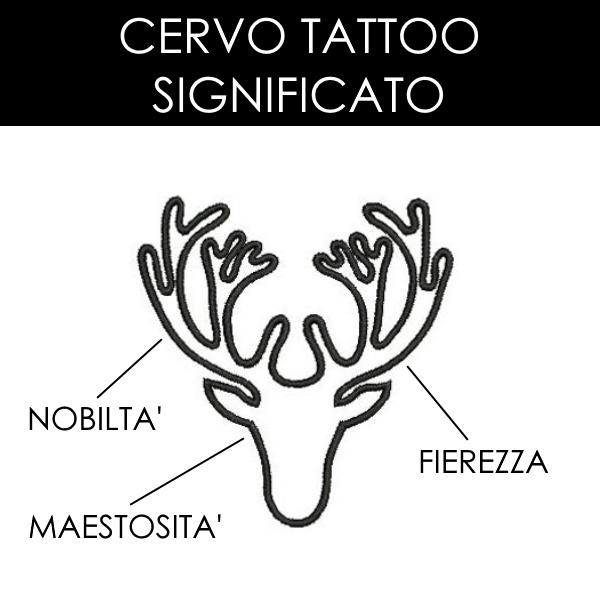 Cervo tattoo