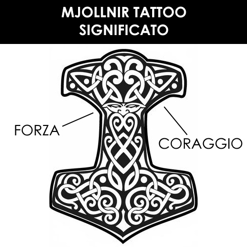 Mjolnir Tattoo